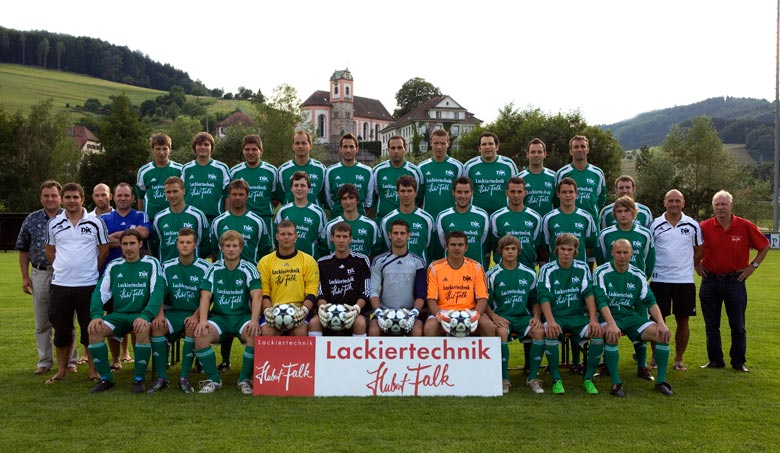 DJK Welschensteinach - Kader 2010 / 2011