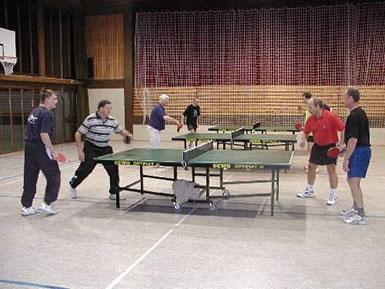 DJK Welschensteinach - Tischtennis