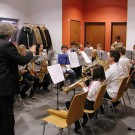 Vororchester der Musikkapelle Welschensteinach