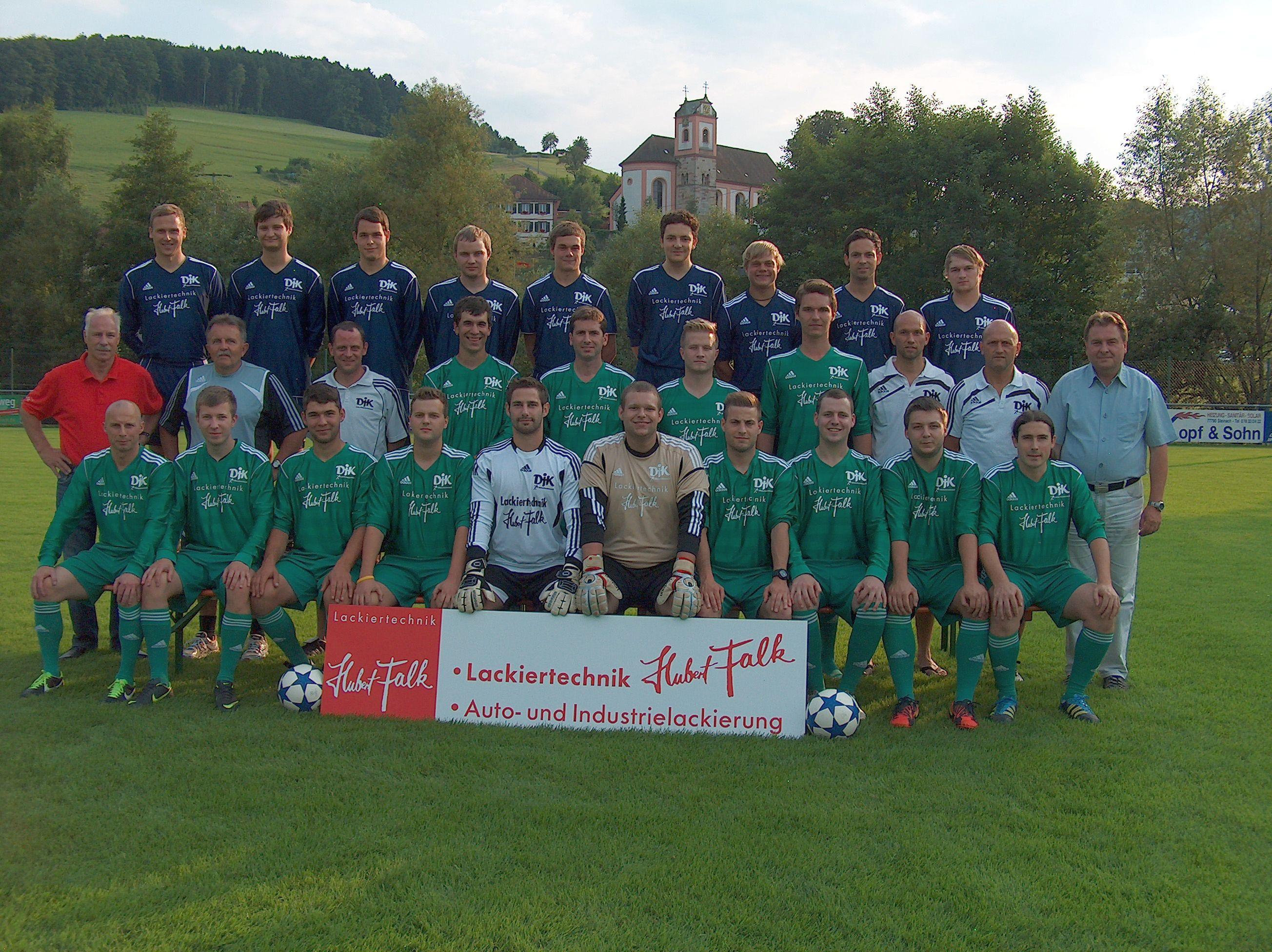 Spielerkader 2013/2014