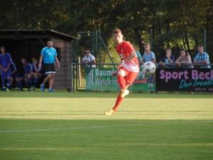 Simoes: Der zweifache Torschütze (1:0 und 2:0) vom SC Freiburg
