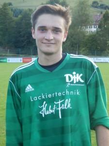 Niklas Schwendemann schoss das goldene Tor beim Pokalerfolg der DJK Welschensteinach gegen den SC Friesenheim.