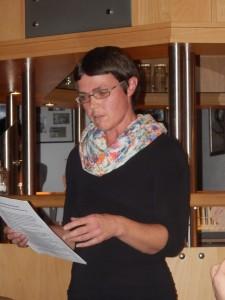 Leichtathletik-Abteilungsleiterin Ute Vögele von der DJK Welschensteinach konnte in ihrem Bericht auf mehrere Platzierungen in der Badischen Bestenliste verweisen.